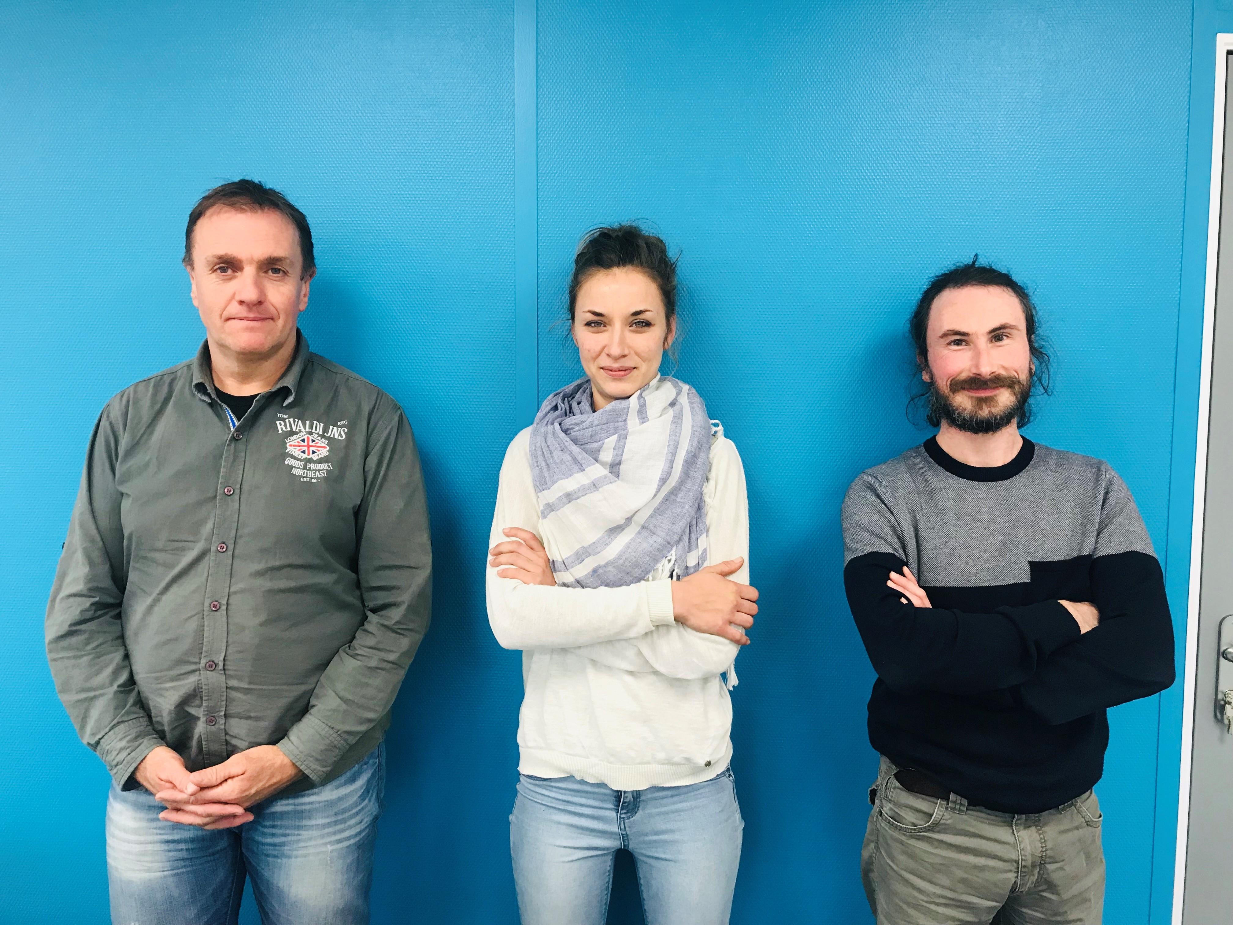 Photo de groupe - Entrepreneurs de novembre